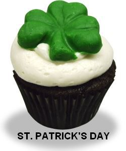 Toronto Cupcakes St Patty's Day cupcake